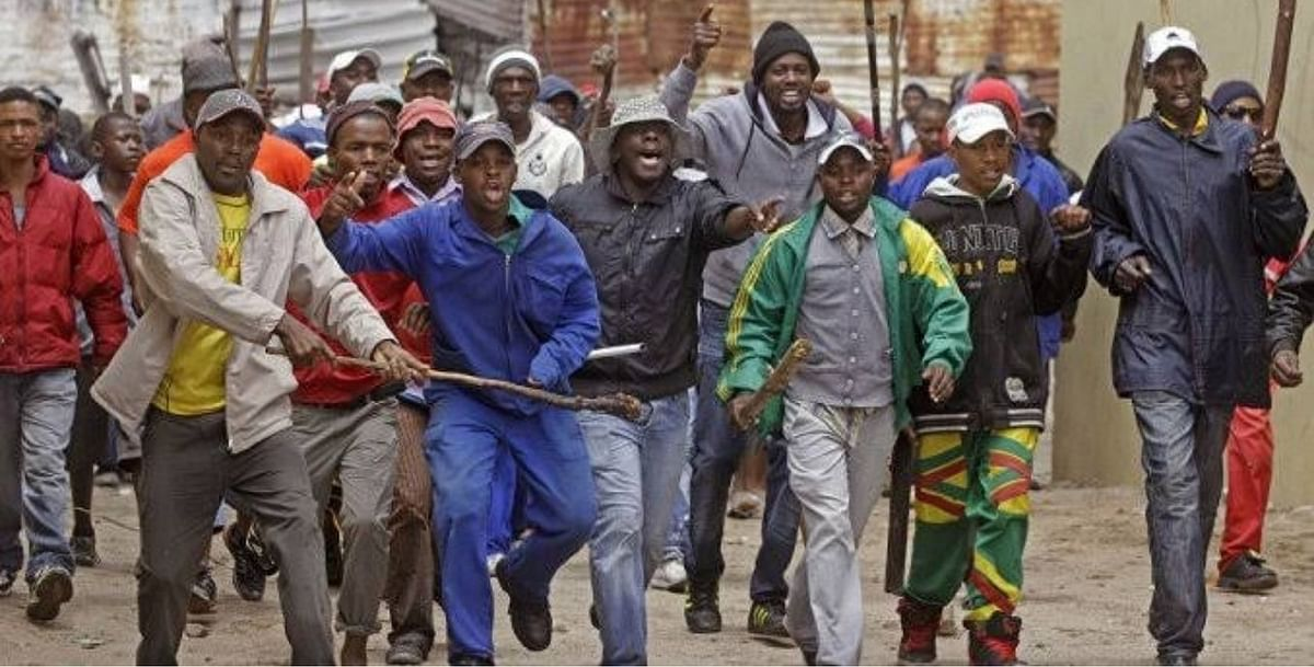 South Africa Gives Nigerians, Others 12-Hour Ultimatum To Leave