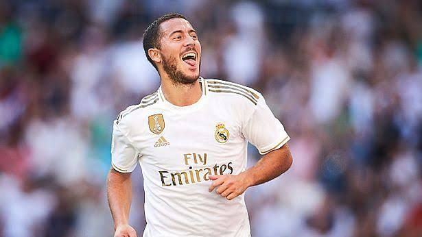 I Was Overweight When I Arrived At Real Madrid - Hazard