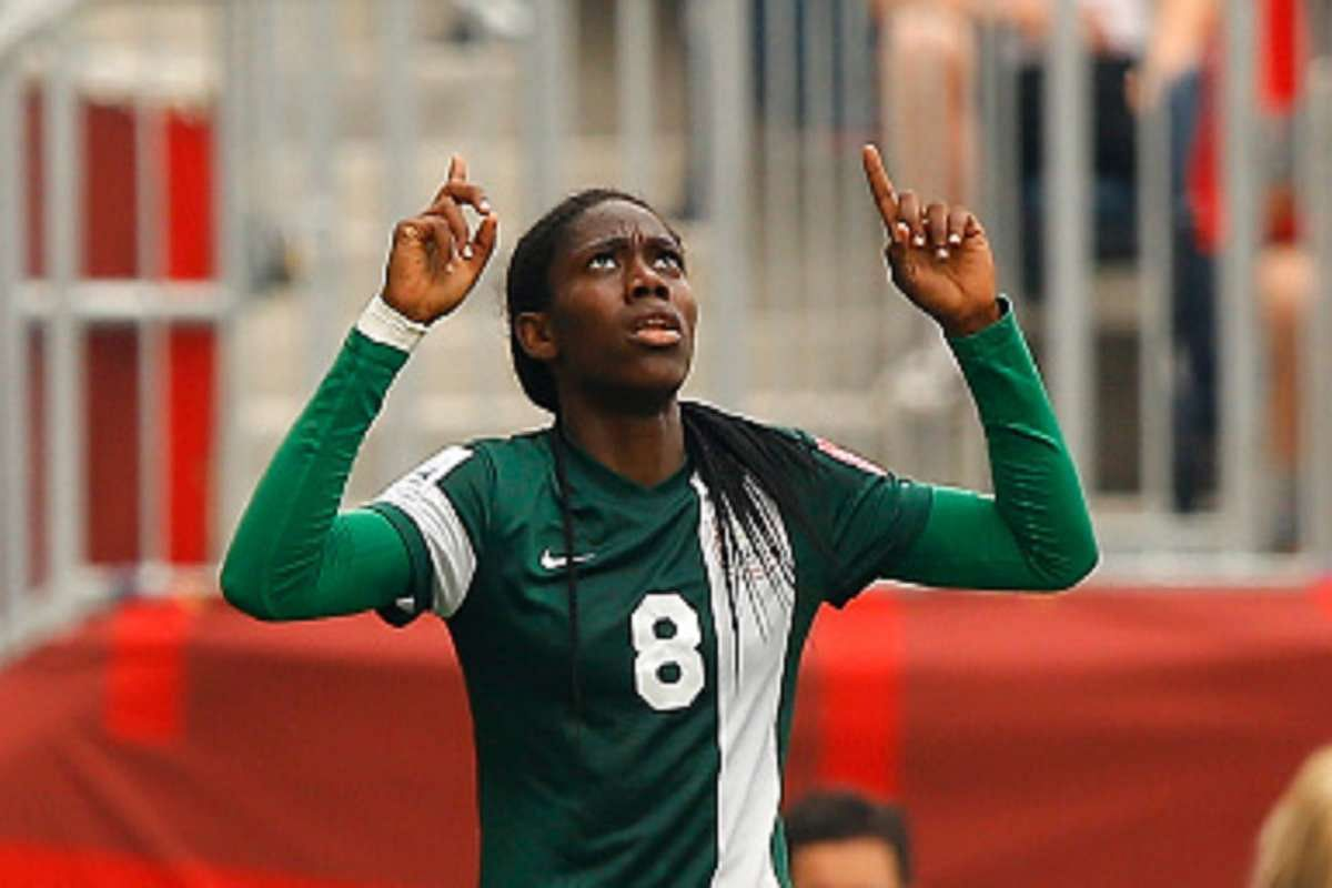 Perpetual Nkwocha Snubs Oshoala In CAF Awards Voting