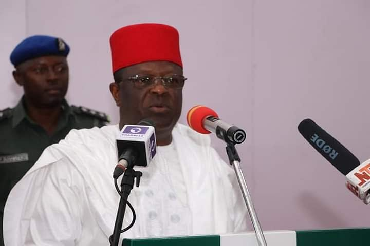 """No Man Can Unseat Obaseki,"" Governor Umahi Declares"