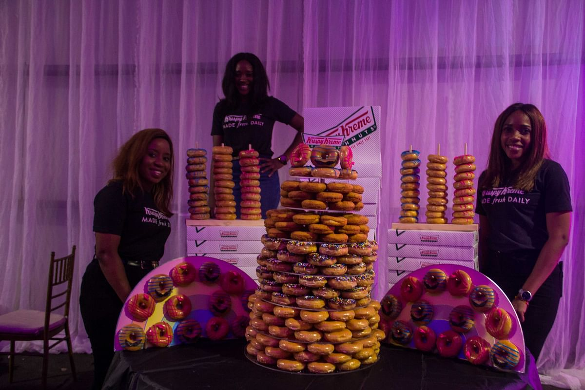 See Photos From The 'Sugar Rush' Movie Premiere