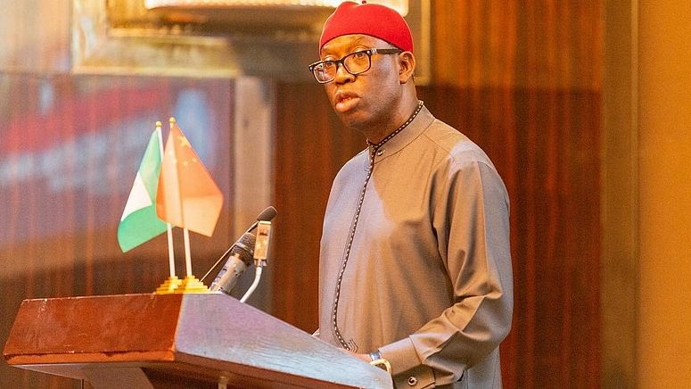 Okowa Charges Opposition To Join In Building The State