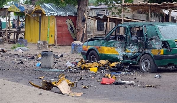 Suicide Bomber Hits Mosque In Borno