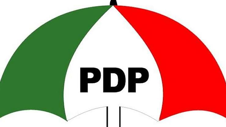 PDP Protest