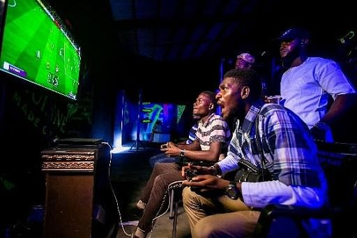 Guinness Thrills Lagos Fans At The Night Football Event