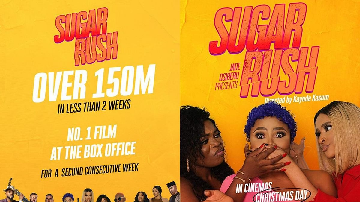 FG Orders Cinemas To Stop Showing 'Sugar Rush'