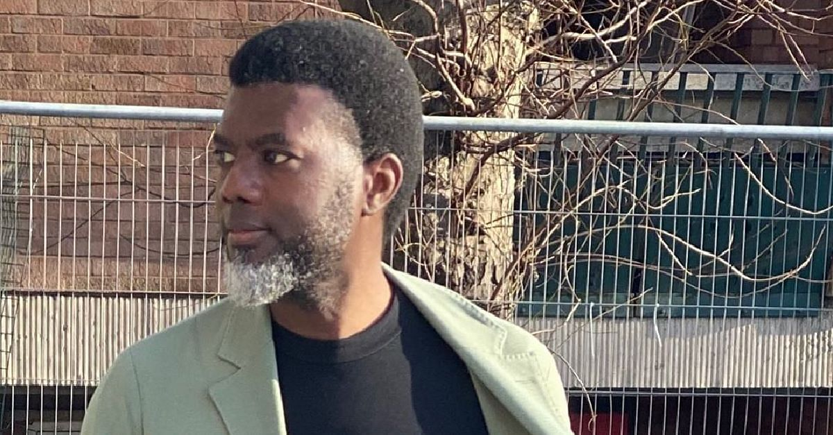 Reno Omokri Advises Fans To Work Smart