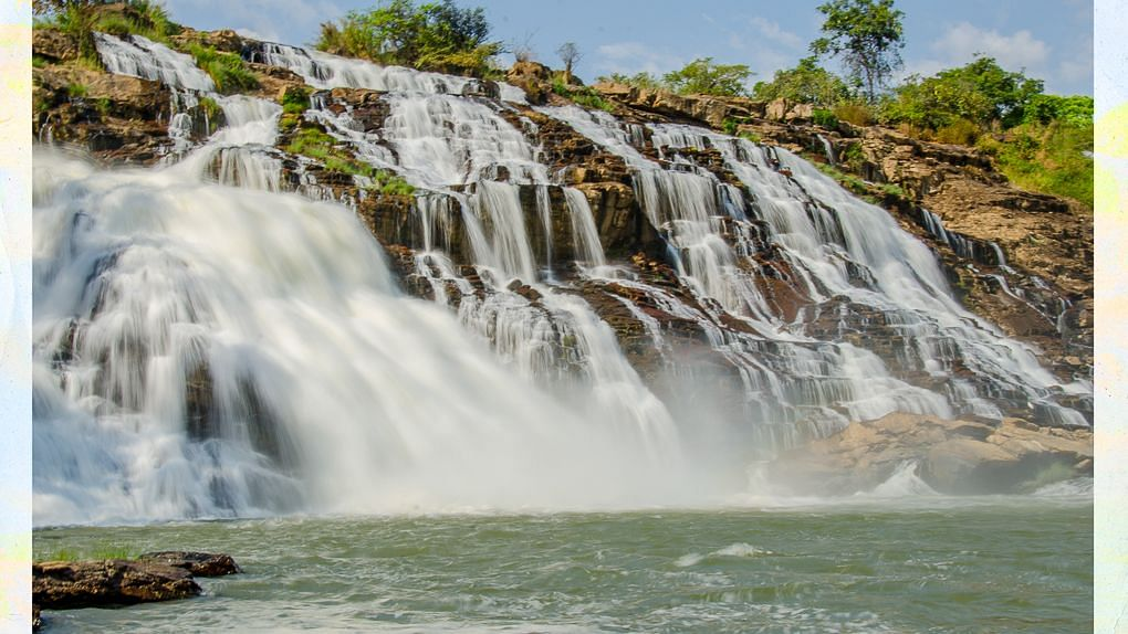 Guarara Waterfalls, Niger State