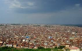 The Lovely City Of Ibadan