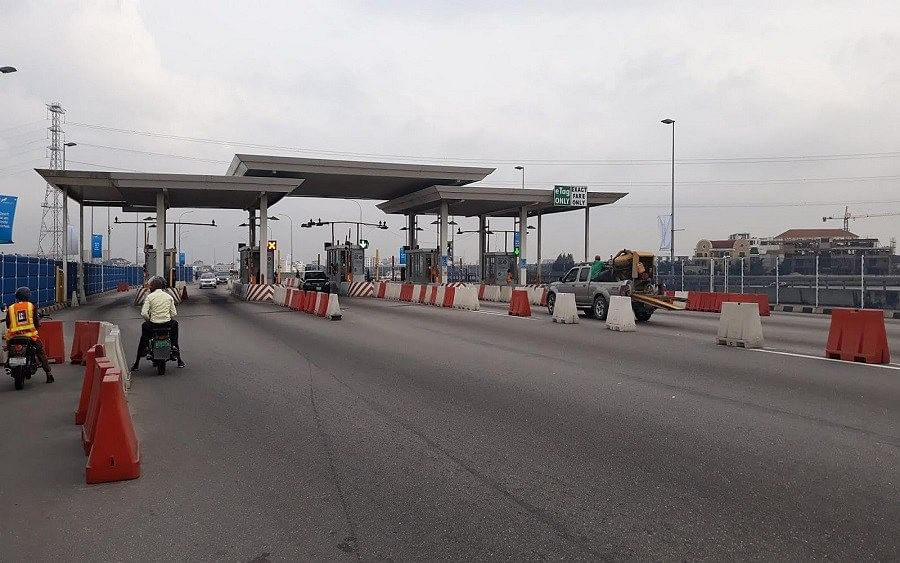 Lekki/Ikoyi Toll Gate To Go Cashless On Monday