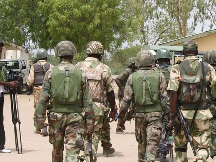 Soldiers Storm Bayelsa Town Over Alleged Killing Of Colleagues