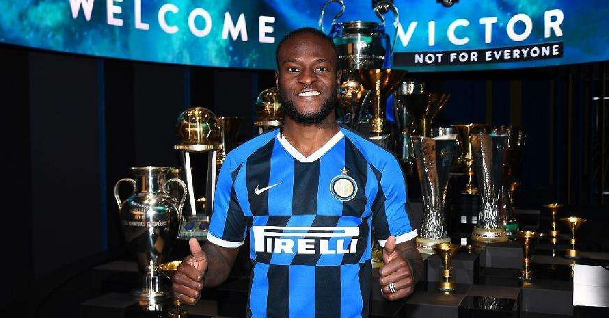Victor Moses Signed On To Inter Milan On Loan From Chelsea