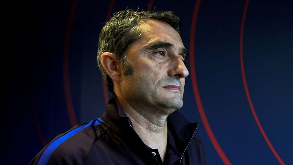 Ernesto Valverde Sacked As Barcelona Manager