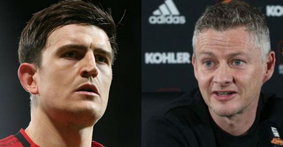 Solskjaer Names Harry Maguire As Manchester United's New Captain
