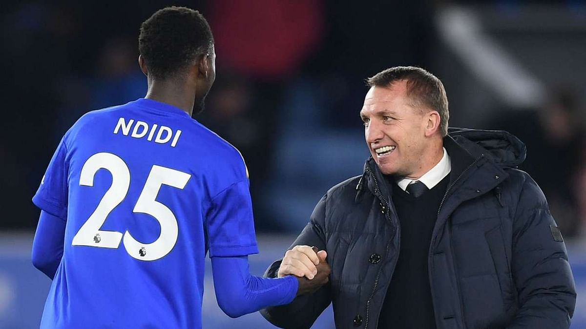 Wilfred Ndidi Is The World's 10th Most Valuable Defensive Midfielder