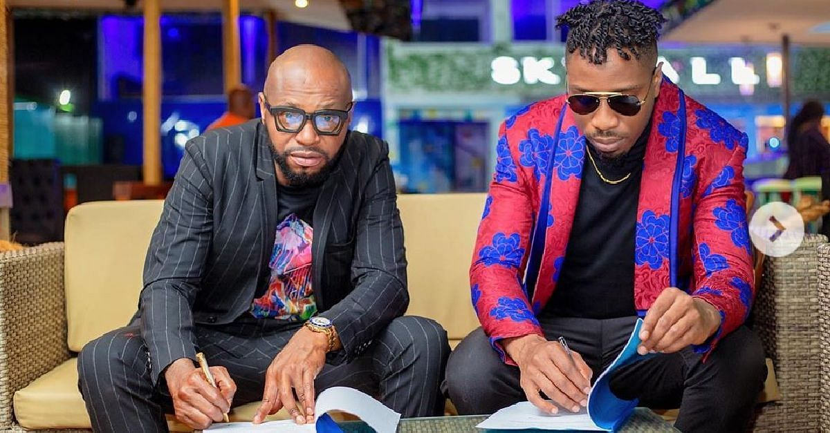 BBNaija's Ike Bags Endorsement Deal With PTRLifestyle Group