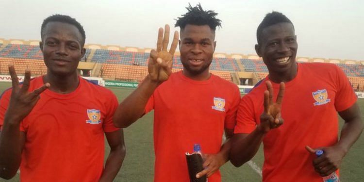 Enugu Rangers Sign NPFL Top Scorer Israel Abia From Sunshine Stars
