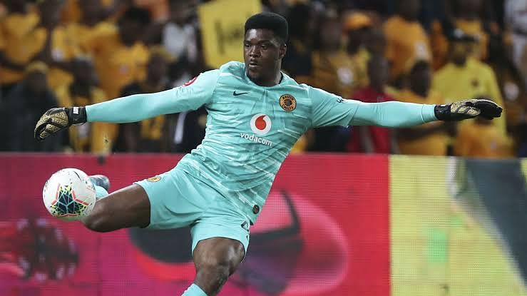 Daniel Akpeyi Extends His Contract With Kaizer Chiefs