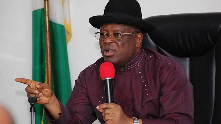 How I Arrested A Pastor, Others Who Wanted To Dupe Me – Umahi