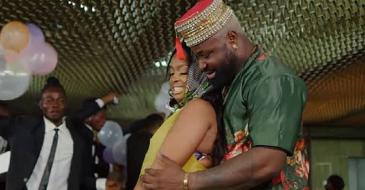 Harrysong Engages His Longtime Girlfriend