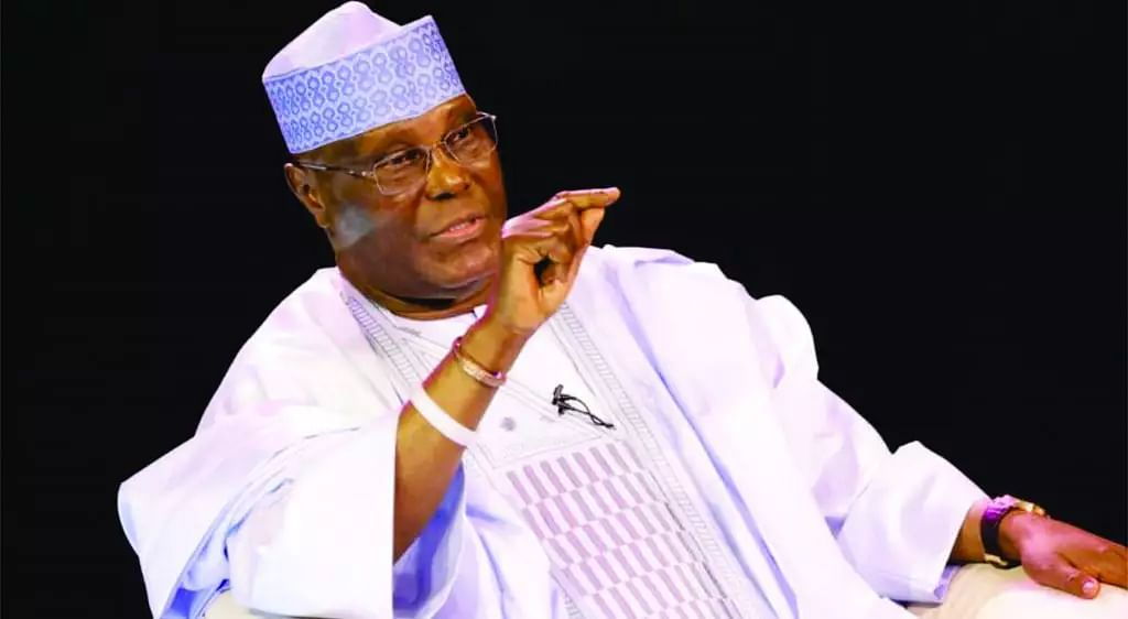 PDP: Atiku Charges Party To Focus On Rebuilding Ahead Of 2023
