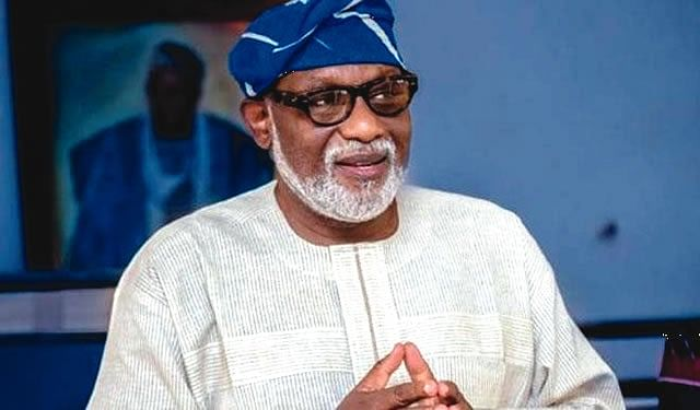 Akeredolu Warns Against Misguided Sentiments Over 'Amotekun'