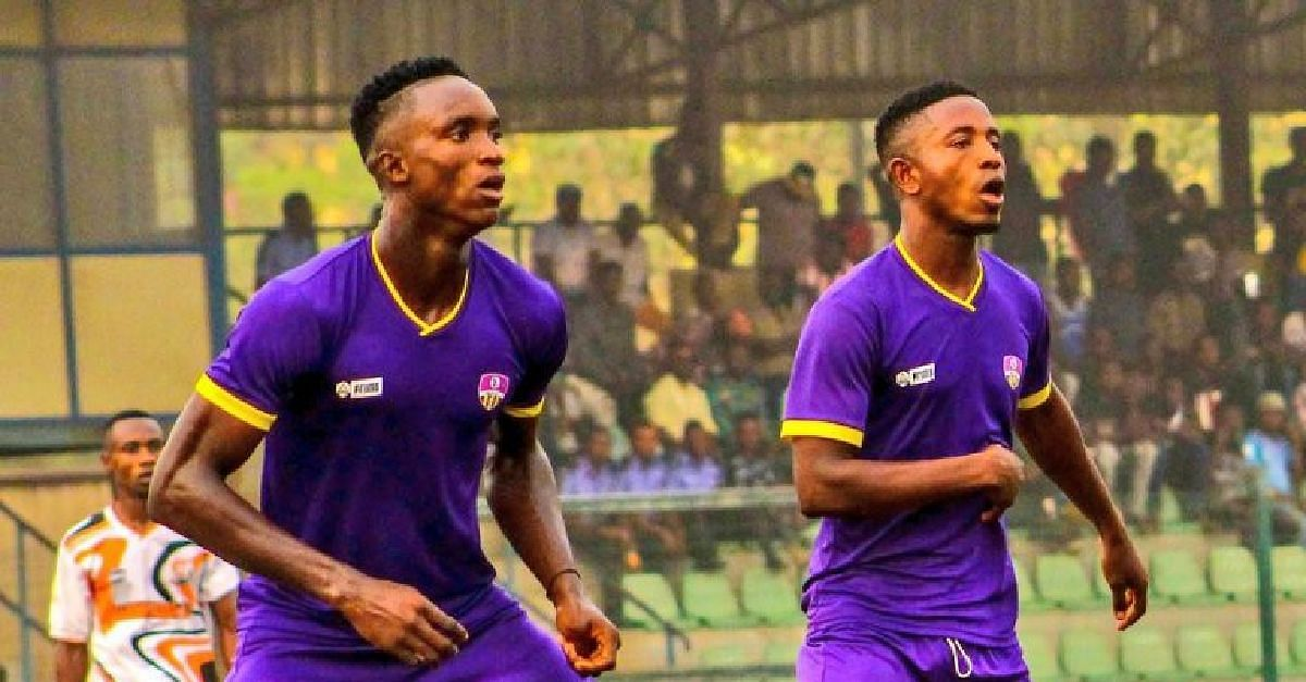 I Want To Play For The Super Eagles - MFM Defender, Joshua Akpudje