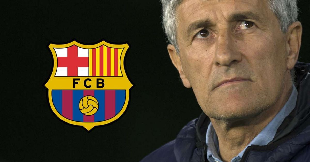 Setien Appointed As New Barcelona Coach
