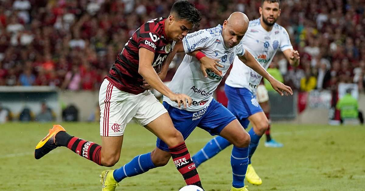 Reiner Jesus Joins Real Madrid From Flamengo