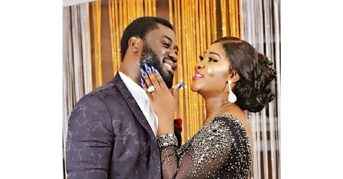 Mercy Johnson Shows Appreciation To Her Husband For His Support