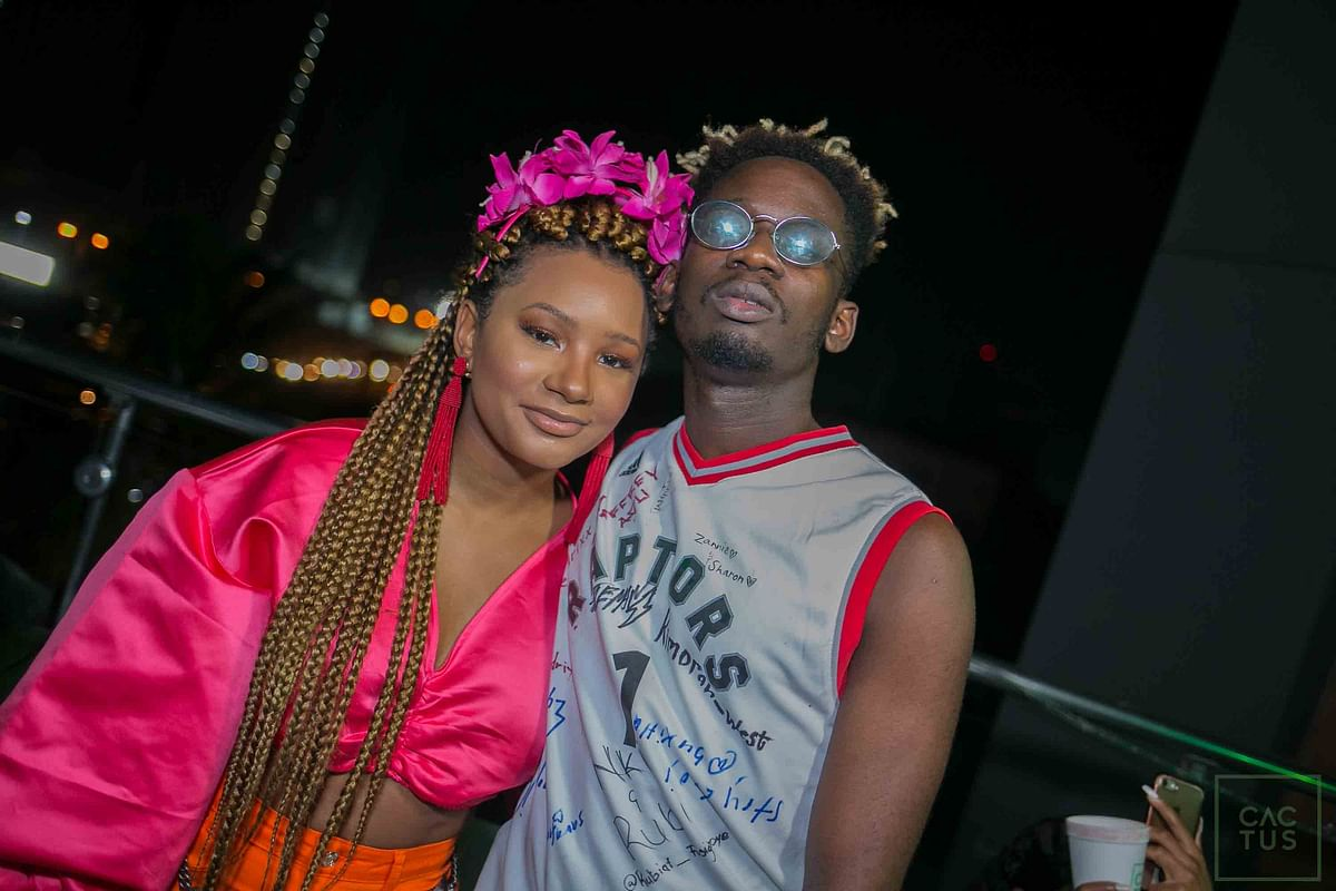 Mr Eazi Plans To Take Relationship With Temi Otedola To Next Level