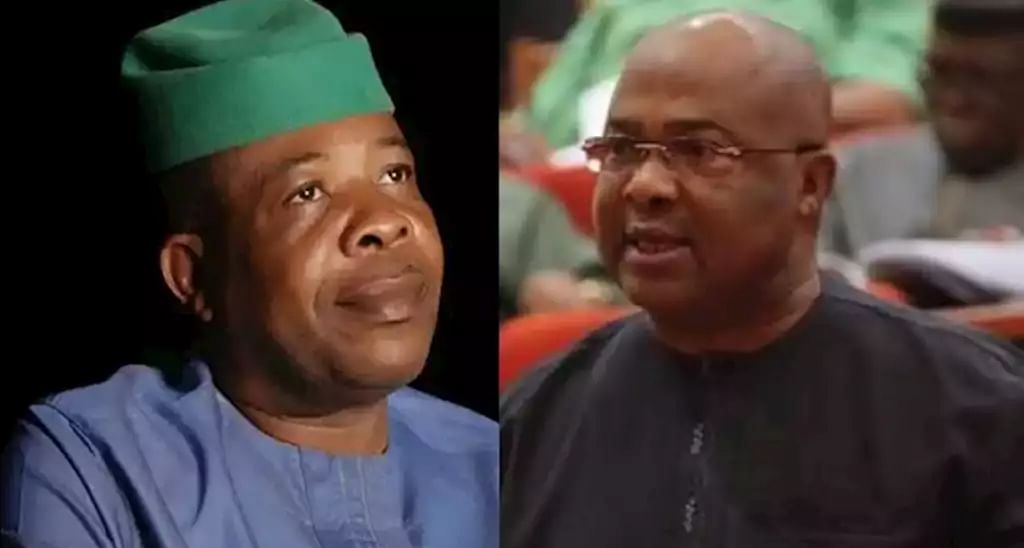 Ihedioha vs Uzodinma: Umahi Rains Curses On Supreme Court Judges