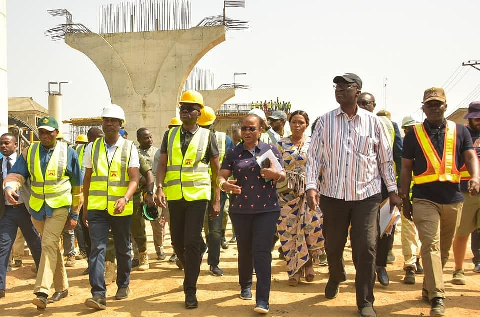 Agege Flyover To Be Ready By July, Says Sanwo-Olu