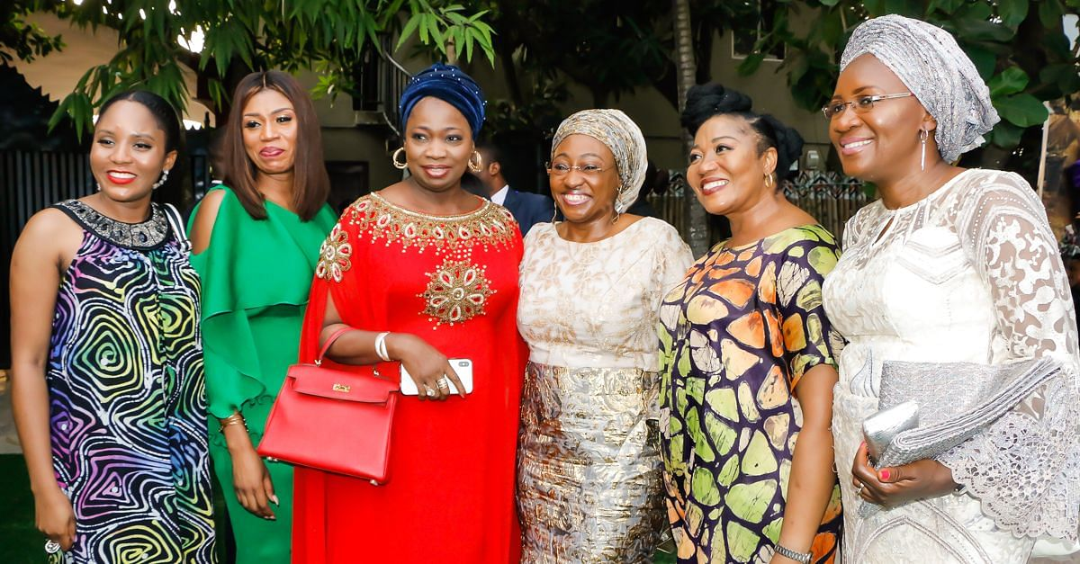 Abimbola Fashola, Others Attend Launch Of Ajila's Clothing Lines
