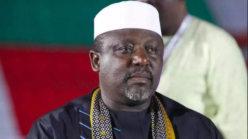 """Cold War Might Brew Between Uzodinma And My Boys,"" Okorocha Says"