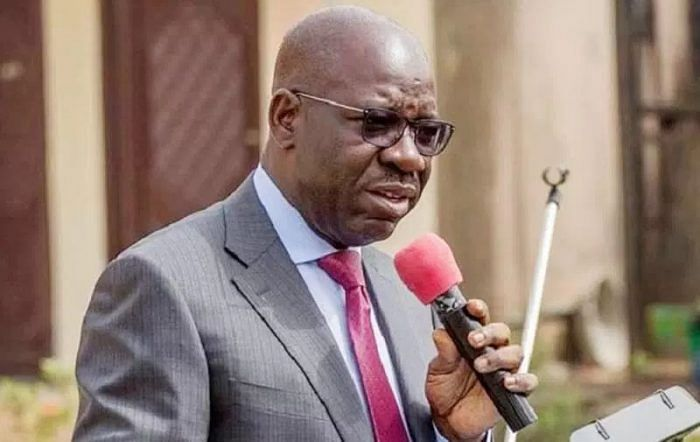 Obaseki Says He Would Not Yield To Threats, Vows To Fight Looters