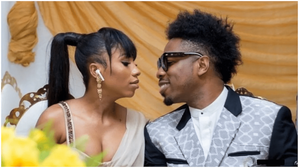BBNaija's Ike Denies Breakup Rumours, Mercy Insists She Is Single