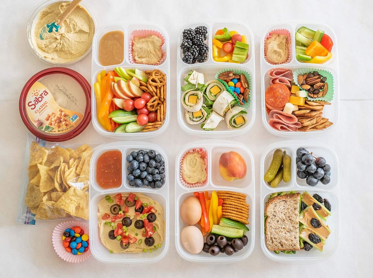 5 Delicious School Lunch Ideas You Should Try