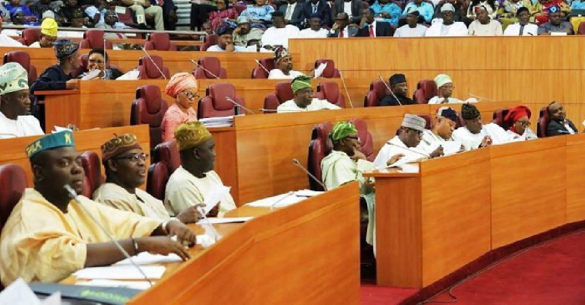 House Moves To Bar 7O-Year-Old Lawmakers From Contesting Elective Positions