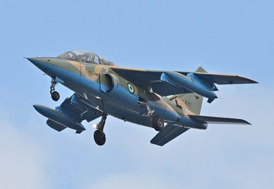 Scores Of Boko Haram Terrorists Killed In Air Strike