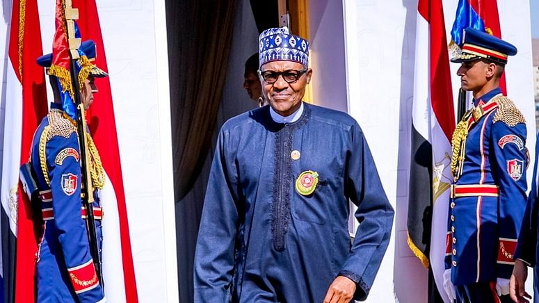 Buhari Reveals Reason For Border Closure