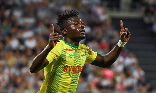 Nantes Keen On Keeping Nigerian Forward, Moses Simon