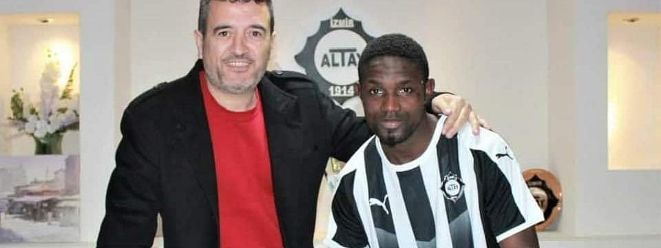 Aniekeme Asuquo Joins Turkish Club From Akwa United