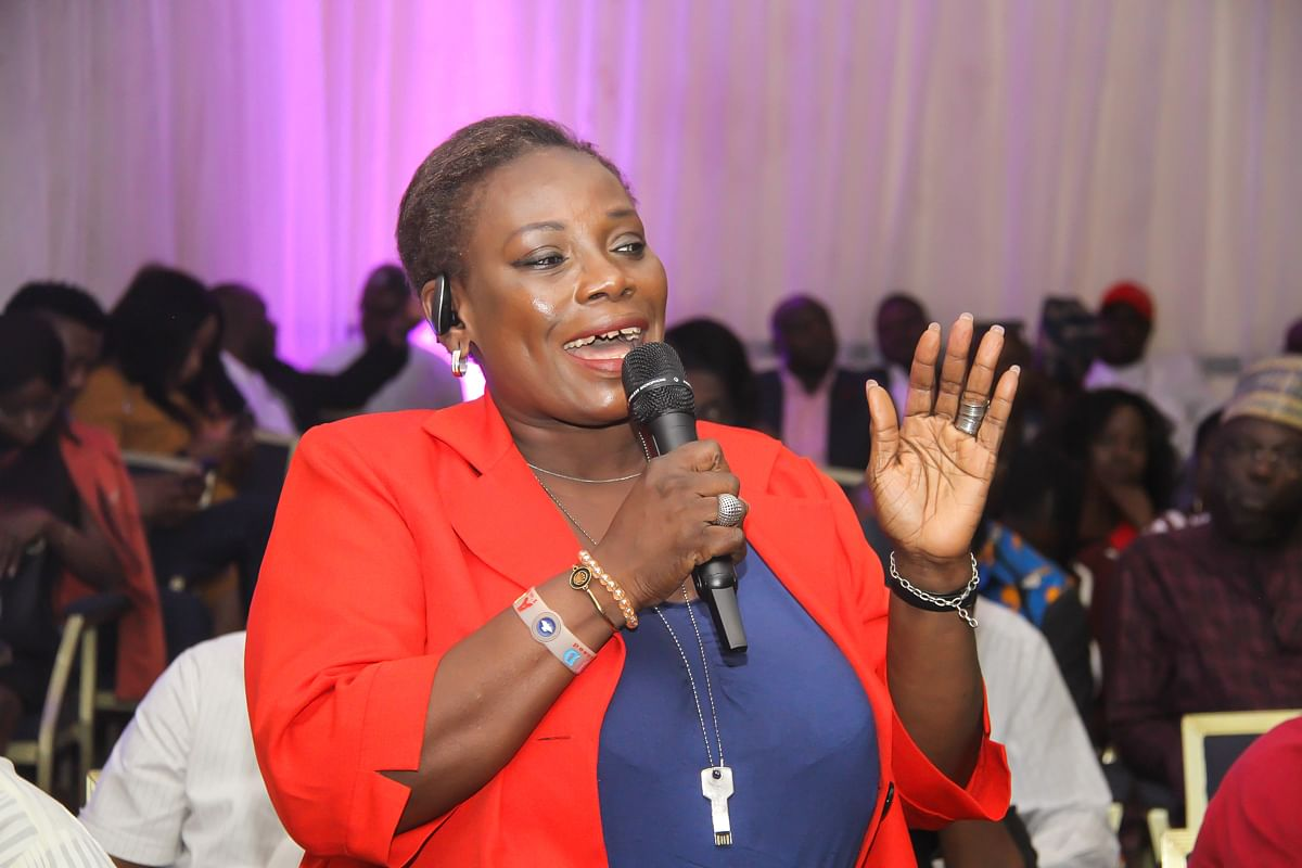 Job Creation Is The Best Way To Increase Revenue – Vivian Ani