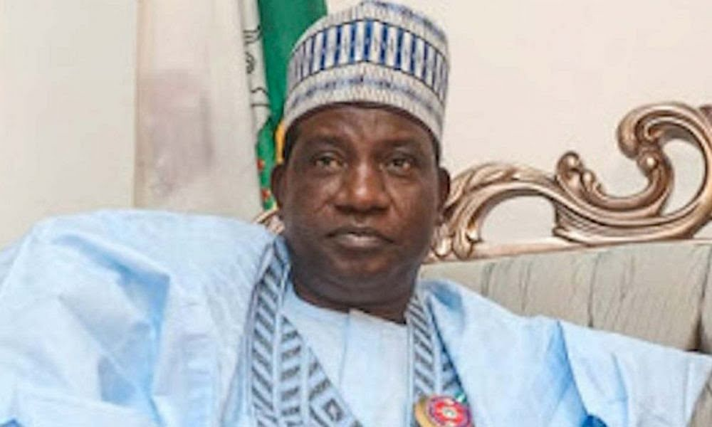 Governor Lalong Wins As Supreme Court Dismisses Useni's Allegation