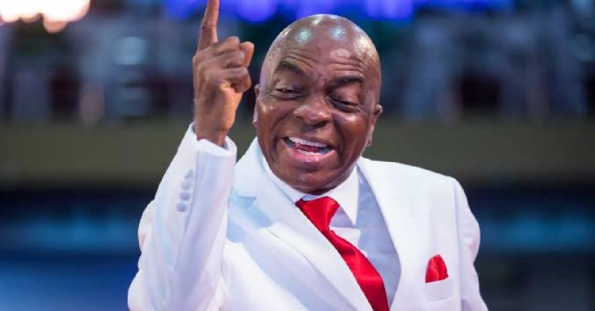 Bishop David Oyedepo Sacks Church Officials For Dubious Practices