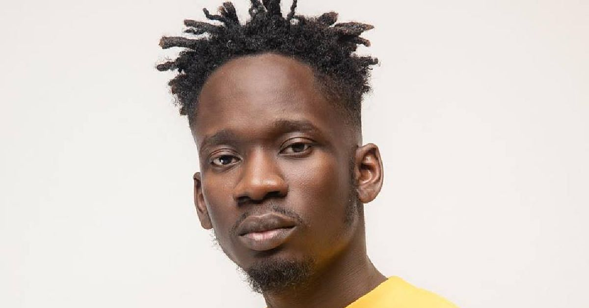 See What Mr Eazi Thinks Of People Who Hate Dreads, Tattoos