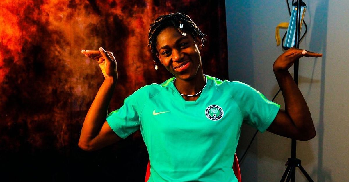 Oshoala Beats Kgatlana To African Women's Player Of The Year Award