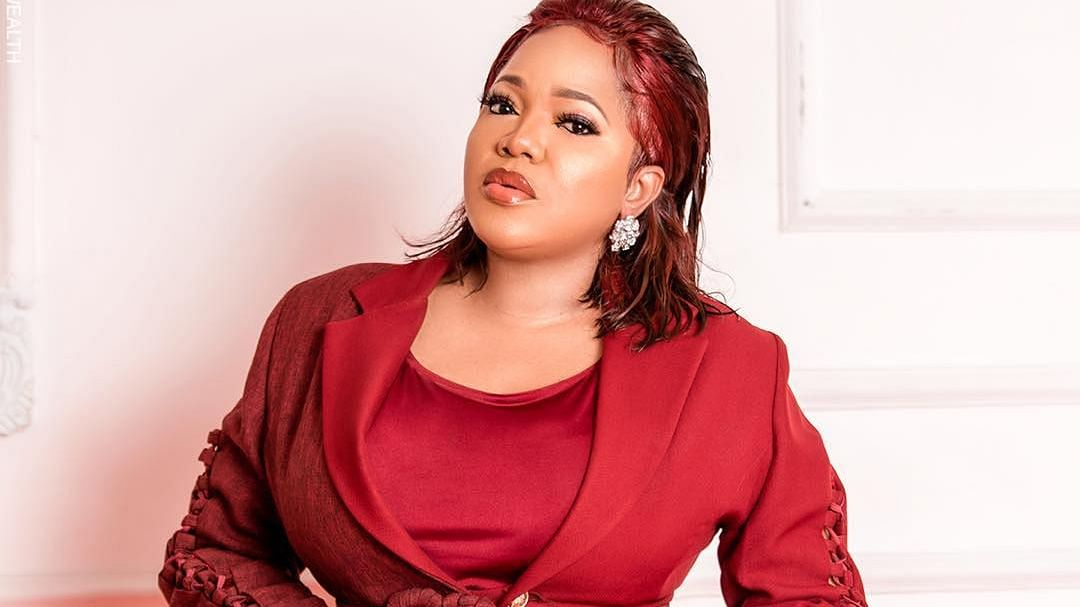 Everyone Has A Past, Stop Using It To Judge Them - Toyin Abraham