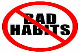 6 Bad Habits To Stop In 2020